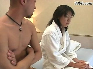 Japanese wife blackmailed