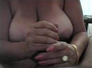 Bbw Busty Amateur Granny Housewife Suck Off Grandpas Cock Homemade