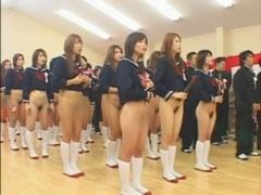 Nackt high school girls Naked Yoga