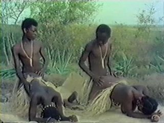 Day Spent With Tribe Natives In African Savanna Was Full of ...