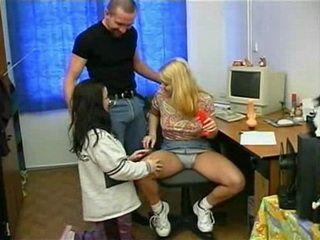 step mom lesbian tribbing