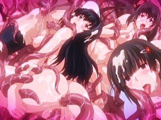 Tentacle sex anime Tentacle