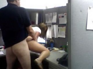 office sex cam