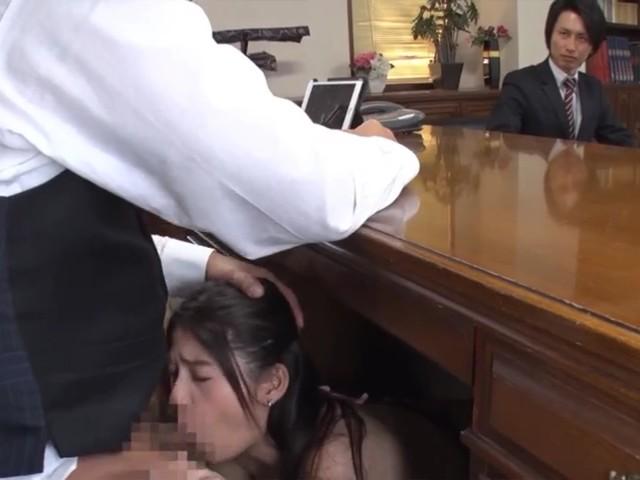 I blackmailed my secretary for sex