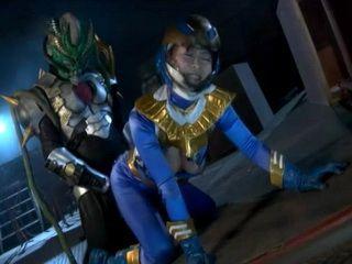 Power Ranger Hero Nozomi Hatsuki Gets Totally Humiliated and ...