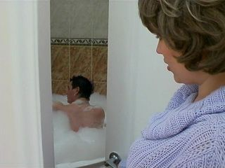 Mom soiea on son getting fucked Horny Mother In Law Couldnt Resist To Spy And Fuck Her Young Son In Law In Bathroom Nonktube Com