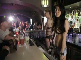 Hot Bartender Porn