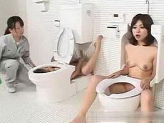 Japanese Human Toilet